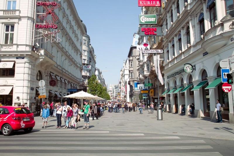 Кертнер Штрассе (Karntner Straße)