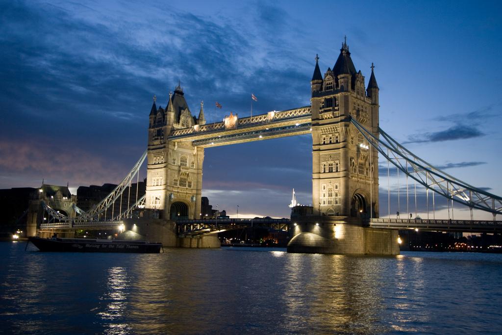 Лондон – город способный удивить