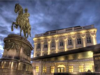 Альбертина — живописный пинакотека умереть и невыгодный встать дворце герцога Альберта