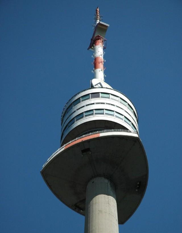 Дунайская башня (Donauturm)