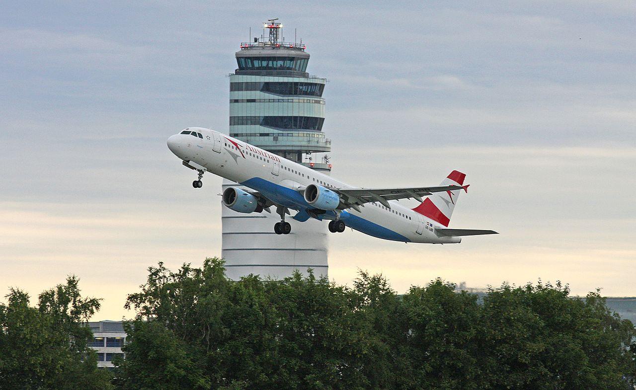 Такси из аэропорта Вены в Вену
