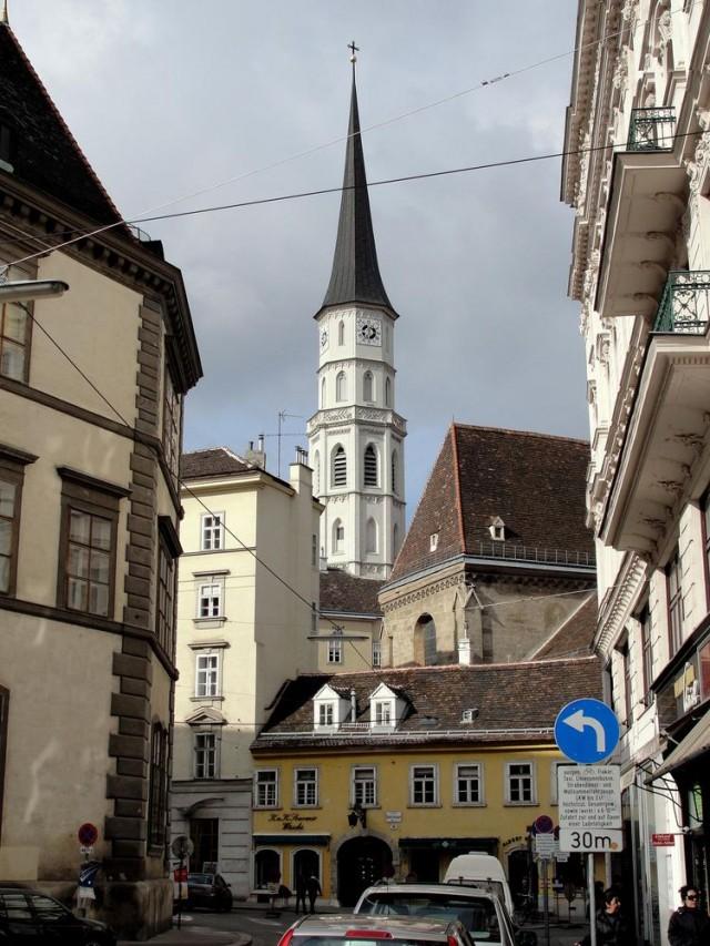 Шталлбурггассе (Stallburggasse)