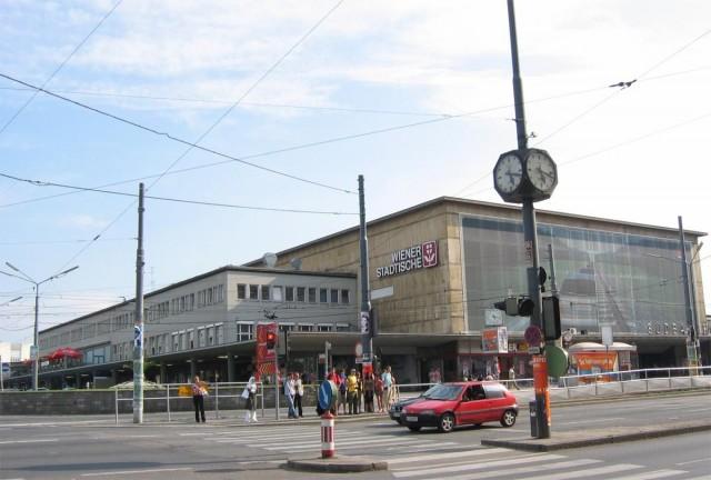 Южный вокзал (Südbahnhof)