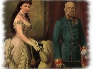 Франц-Иосиф I и Елизавета Габсбурги