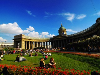 Казань – город на стыке двух культур