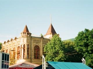 Пятигорск — жемчужина Кавказских Минеральных Вод
