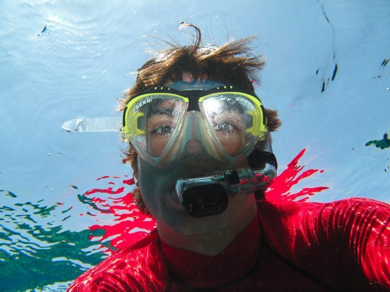 Шарм-эль-Шейх - мировой лидер по подводному плаванию 1