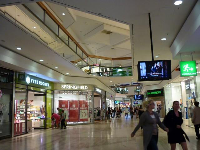 Южный торговый центр Shopping City Süd (SCS)