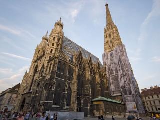 Венский собор святого Стефана — древняя готическая памятка