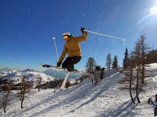 Горнолыжные курорты в Альпах Австрии