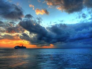 Морской круиз вдоль северного побережья Австралии