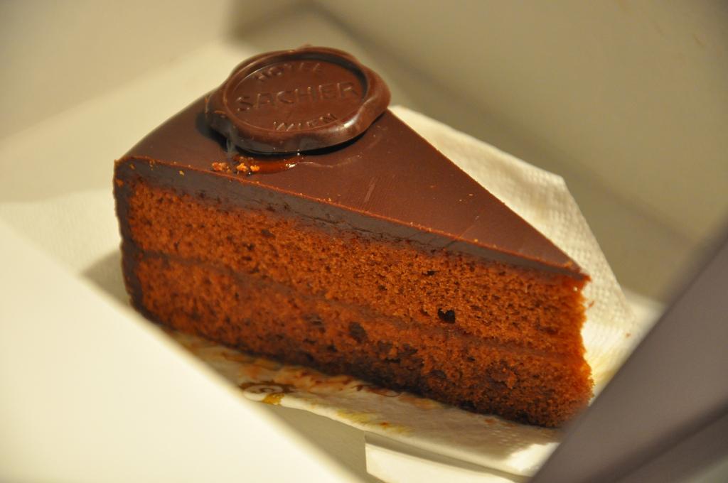 Рецепт торта захер венский