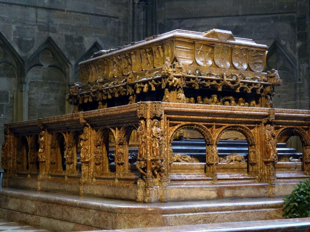 Гробница императора Фридриха III