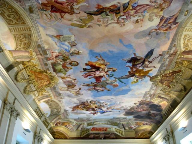 Дворец Лихтенштейнов на Фюрстенгассе