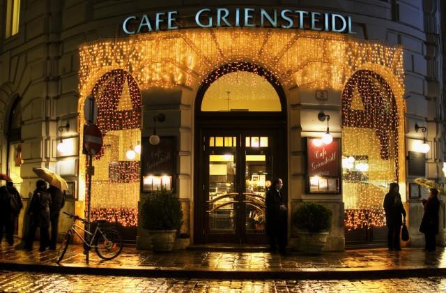 """Кафе """"Griensteidl"""""""