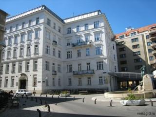Отель Hotel Erzherzog Rainer