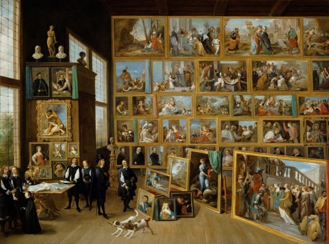 Музей истории искусств (Kunsthistorisches Museum)