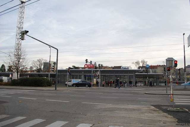 Wien Meidling Bahnhof