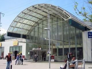 Вокзал Wien Simmering Bahnhof