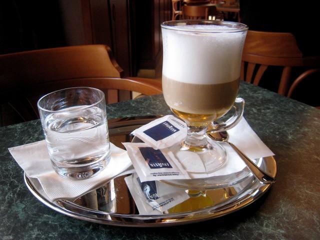 Кофе Меланж