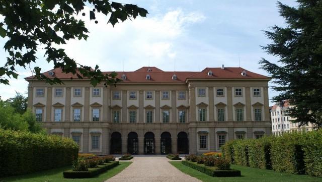 Дворец Лихтенштейнов на Фюрстенгассе (Palais Liechtenstein (Fürstengasse))