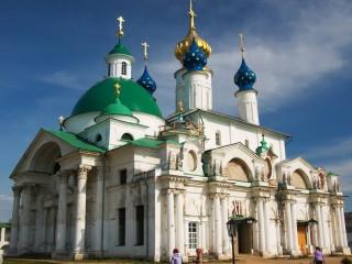 Соборный комплекс Ростова