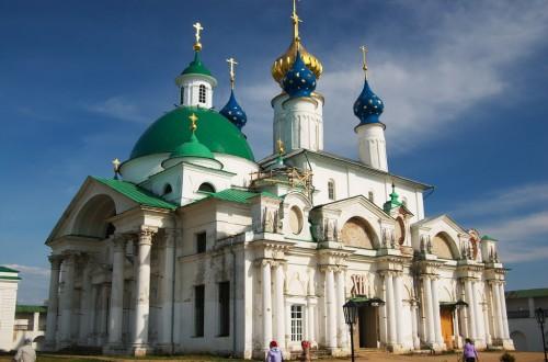 Соборный комплекс Ростова 2