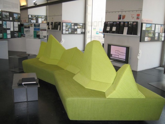Архитектурный центр Вены (Architekturzentrum Wien)