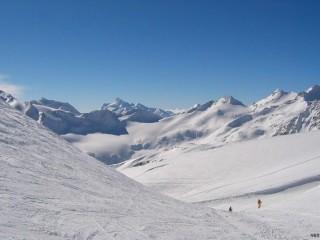 Австрийские Альпы или величественный Эльбрус?