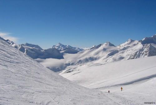 Австрийские Альпы или величественный Эльбрус? 4
