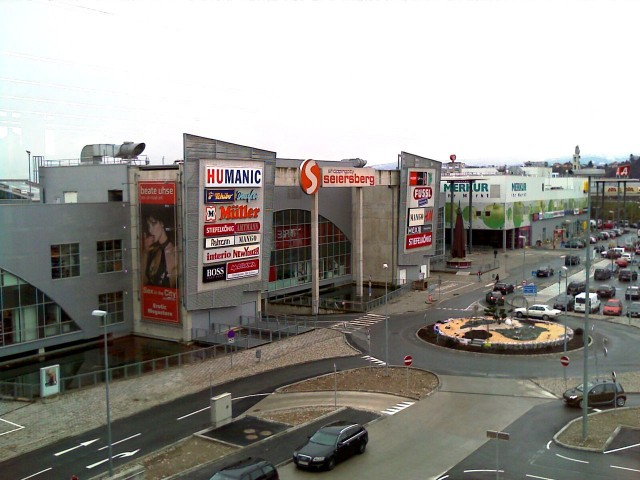 Shopping City Seiersberg
