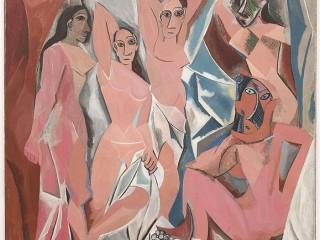 Работы кисти Пикассо и Микеланджело можно увидеть в Вене