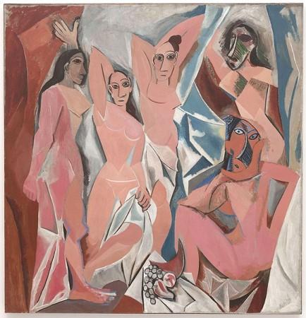 Работы кисти Пикассо и Микеланджело можно увидеть в Вене 2
