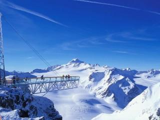 Австрийский Зёльден обретает популярность среди российских туристов