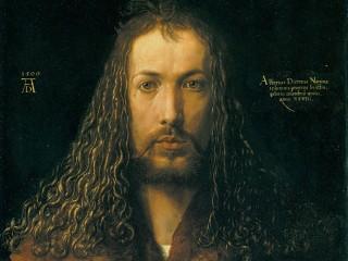 Альбрехт Дюрер — великий теоретик искусства.