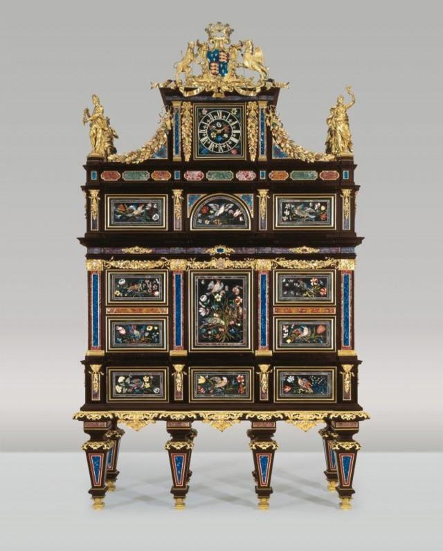 """""""Badminton Cabinet"""" в Музее Лихтенштейнов"""