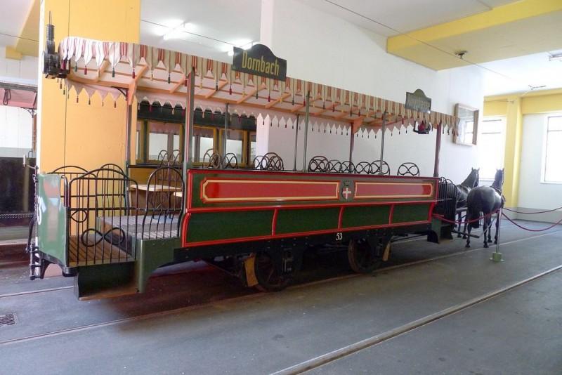 Музей трамваев (Tramwaymuseum)