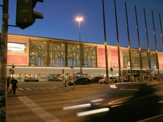 Западный вокзал, Вестбанхоф (Westbahnhof)