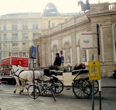 Экспромтом в Вену. Часть 1 2