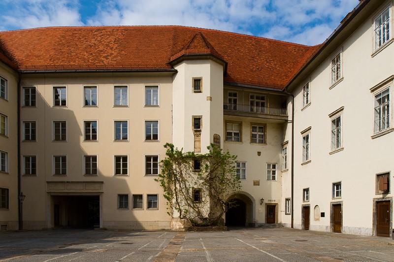 Замок Грац (Grazer Burg)