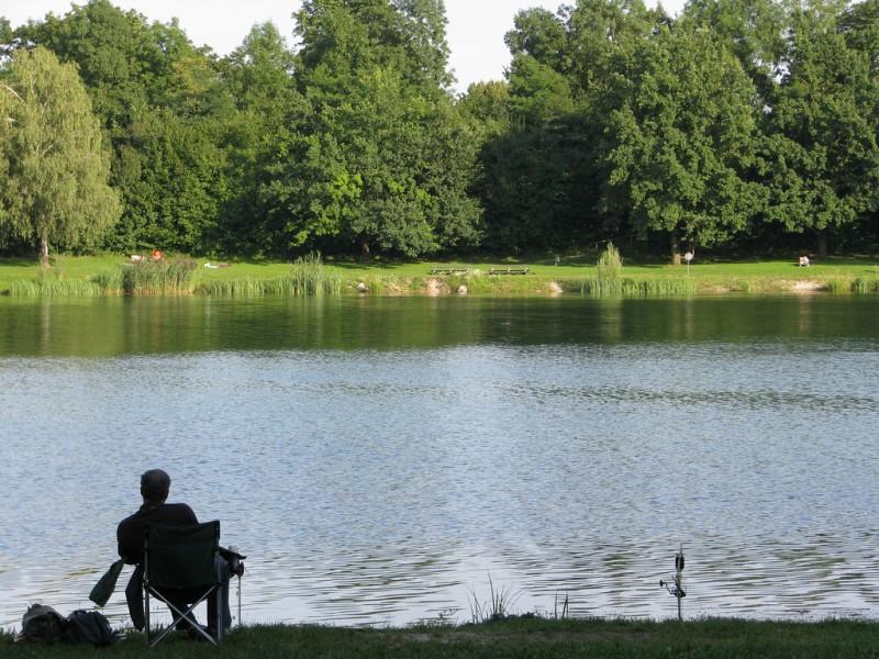 Особенности рыбалки в Австрии 2