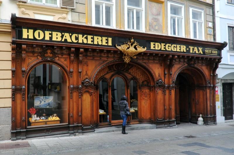 Пекарня «Edegger Tax»