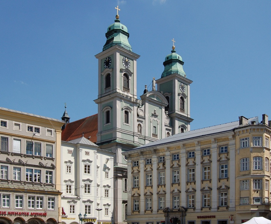 Старый собор Линца