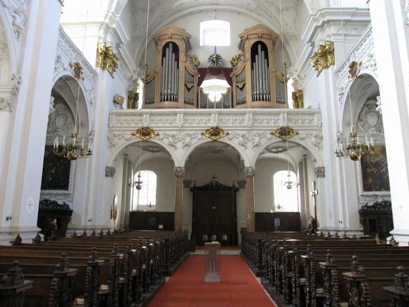 Старый собор Линца (Alter Dom)