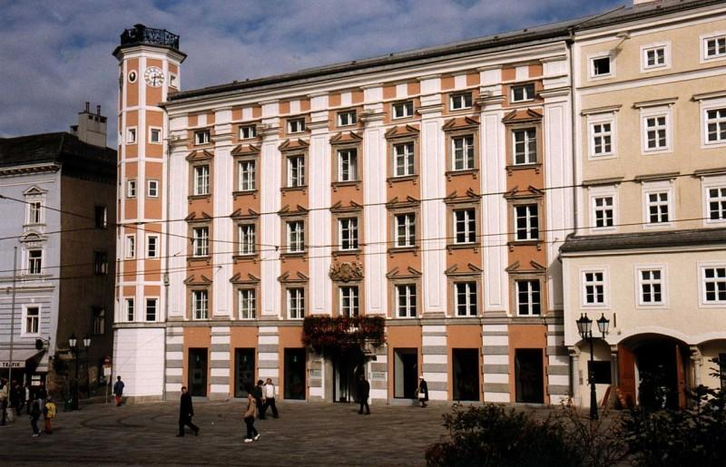 Старая ратуша Линца (Altes Rathaus)