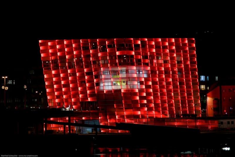 Центр электронного искусства (Ars Electronica Center - Museum der Zukunft)