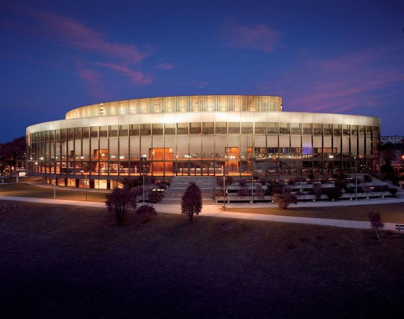 Концертный центр Брукнера (Brucknerhaus)