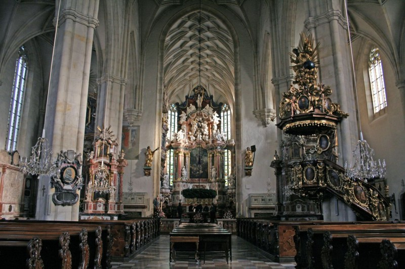 Церковь Домкирхе (Domkirche)