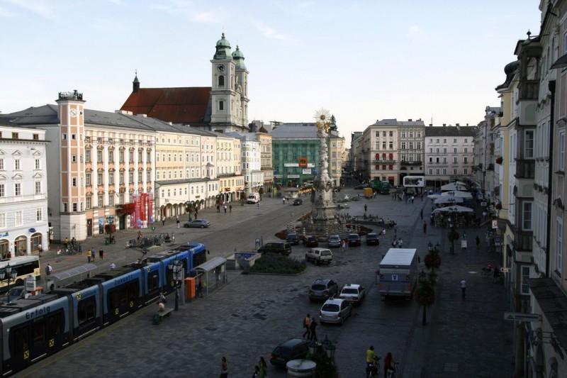 Главная площадь (Hauptplatz)