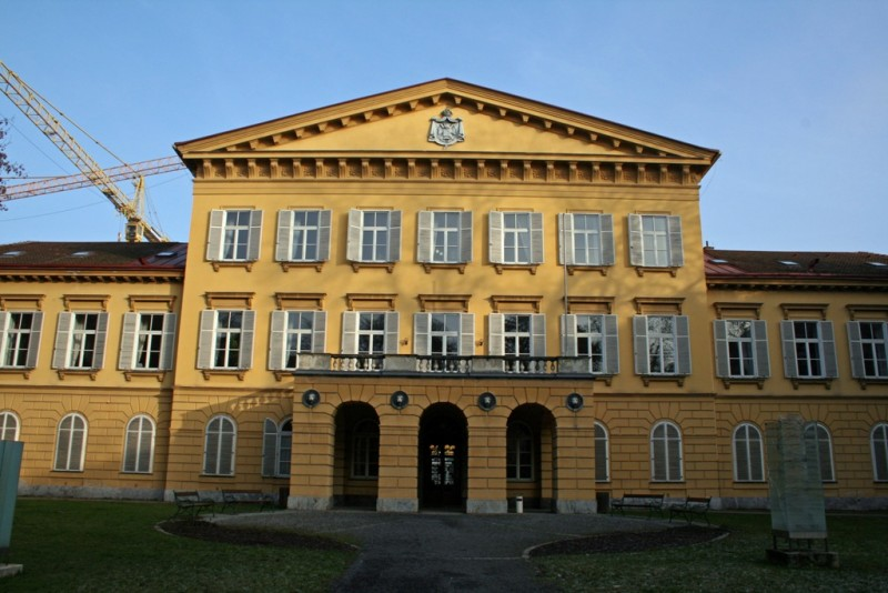Университет музыки и актерского искусства в Граце (Die Universität für Musik und darstellende Kunst Graz)